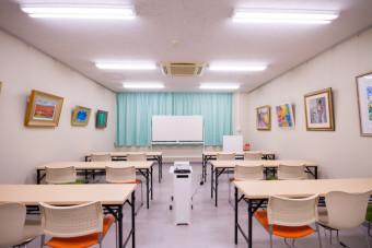 2015年に設置した多目的室